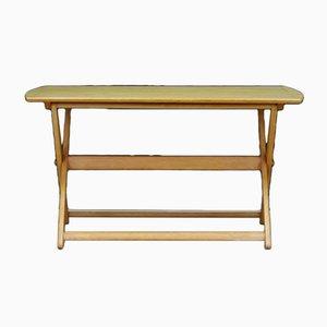 Table Basse Vintage en Frêne, 1980s