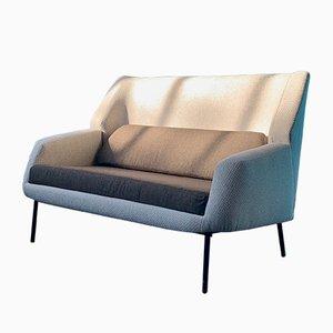 2-Sitzer Sofa von Cabrol für Malita, 1960er