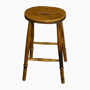 Victorian Stools, Set of 3