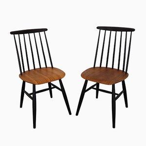 Chaises de Salon Mid-Century par Ilmari Tapiovaara, 1960s, Set de 2