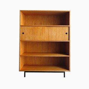 Vintage Plywood and Oak Veneer Book Cabinet, 1990s