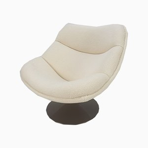 Model F557 Oyster Lounge Chair by Pierre Paulin for Artifort, 1960s