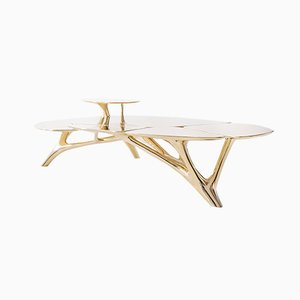 Lotus Coffee Table by Zhipeng Tan