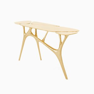 Lotus Console Table by Zhipeng Tan