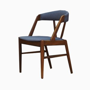 Vintage Danish Teak Side Chair, 1960s