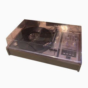 Record Player with Speakers from Pathe Marconi, 1970s