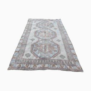 Türkischer Handgeknüpfter Vintage Teppich aus Wolle, 1970er