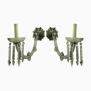 19th Century Sconces, Set of 2