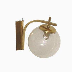 Mid-Century Wandlampe, 1950er