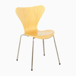 Butterfly Chair in Beech by Arne Jacobsen for Fritz Hansen, 1950s