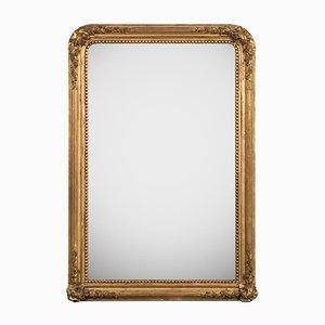 Louis Philippe Flower Mirror