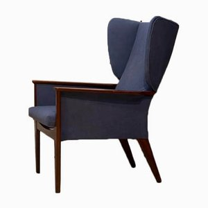 Mid-Century Wingback Armchair from Parker-Knoll