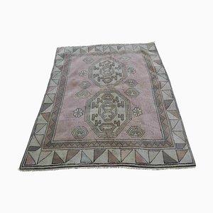 Vintage Uschak Teppich, 1970er