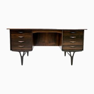 Danish Rosewood Desk, 1960s