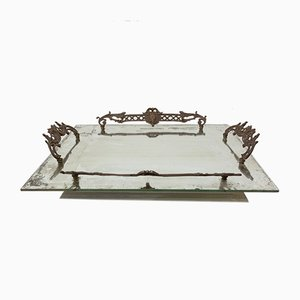 19th Century Elizabethan Mirror Tray
