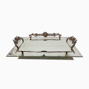 19th Century Elizabethan Mirror Tray
