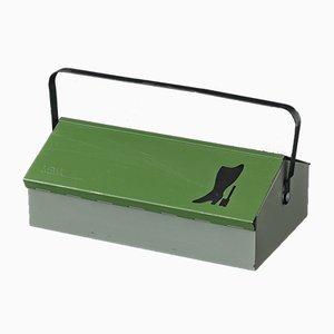 Swiss Shoe Shine Box by Wilhelm Kienzle for Mewa, 1960s