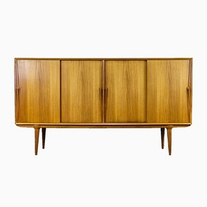 Danish Teak Model 19 Sideboard from Omann Jun, 1960s