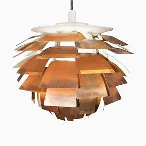 Mid-Century PH Artichoke Pendant Lamp by Poul Henningsen for Louis Poulsen, 1958