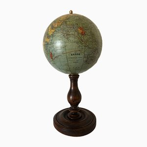 Vintage Globe from Thomas, 1920s
