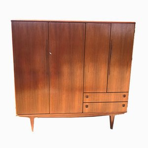Scandinavian Teak Wardrobe from Ameublement NF, 1960s