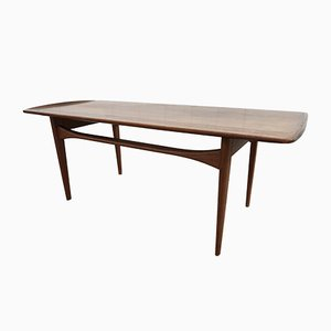 Teak Model FD503 Coffee Table by Tove & Edvard Kindt-Larsen for France & Søn / France & Daverkosen, 1950s