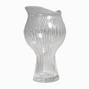 Glass Vase by Tapio Wirkkala for Iittala, 1940s