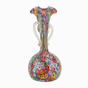 Vase en Verre de Murano de Fratelli Toso, 1960s