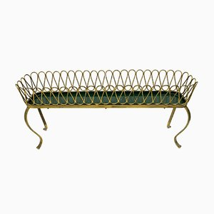 Mid-Century Brass Planter by Gio Ponti for Casa e Giardino, 1940s