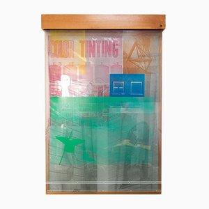 Sling Shot Lit 6 by Robert Rauschenberg, 1986