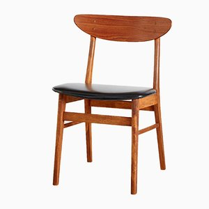 Danish Teak Armchairs from Farstrup Møbler, 1960s, Set of 6