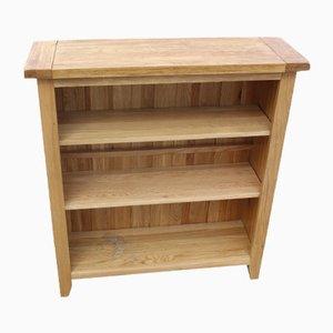 Modern Classic Oak Bookcase, 1980s