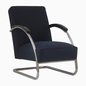 Bauhaus Style Armchair from EMS Overschie, 1930s