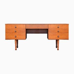 Mid-Century Teak Desk from Avalon, 1960s