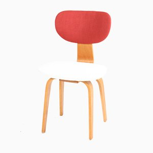 Mid-Century Combex Series SB02 Dining Chairs by Cees Braakman for Pastoe, 1950s, Set of 6
