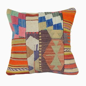 Decorative Patchwork Cushion Cover
