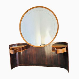 Briarwood Toilet Dressing Table, 1950s
