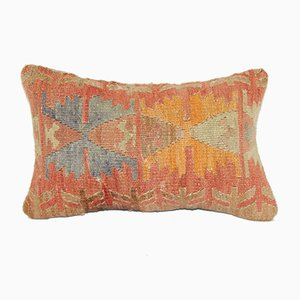 Lumbar Kilim Cushion Cover