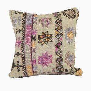 Square Ethnic Cushion Cover
