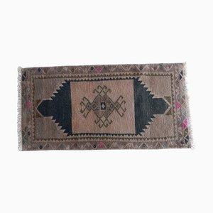 Kleine Türkische Gefliester Badteppiche oder Yastik Teppich, 1970er, 2er Set