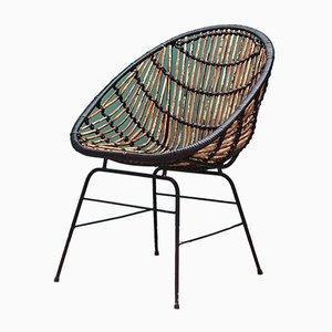 Mid-Century Danish Wooden Armchair, 1960s