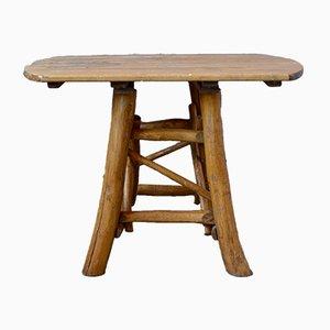 Brutalistischer Vintage Bauerntisch