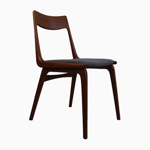 Mid-Century Teak Boomerang Chair from Alfred Christensen, 1960s