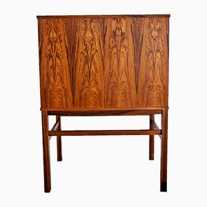 Rosewood Bar Cabinet, 1960s