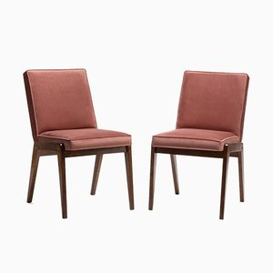 AGA Chairs by Jozef Marian Chierowski, 1970s, Set of 2