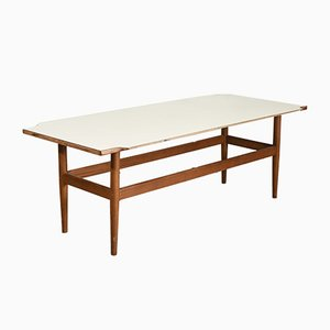 Table Basse Rectangulaire, Italie, 1950s