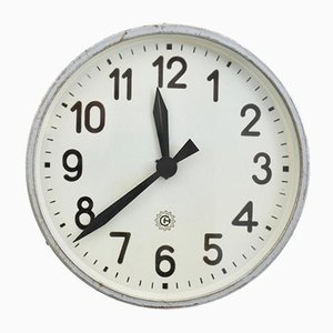 Vintage Wall Clock from Chronotechna
