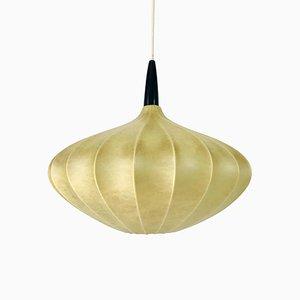 Mid-Century Modern Italian Cocoon Pendant Lamp, 1960s