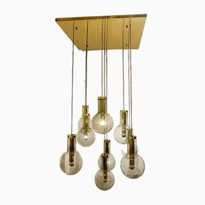 Maxi-Lamp Pendant Chandelier, 1970s