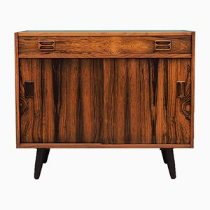 Mid-Century Danish Rosewood Cabinet by Niels J. Thørso, 1970s